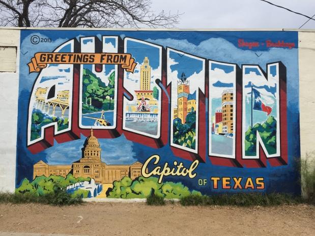 See ya later, Austin!